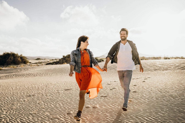 Shooting Fuerteventura Dünen